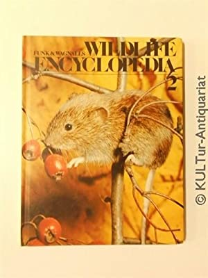 Funk & Wagnalls Wildlife Encyclopedia Volume 2.