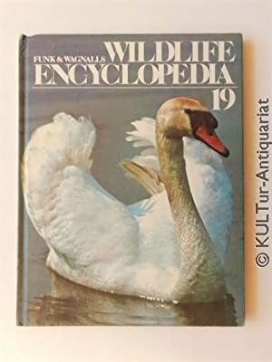 Funk & Wagnalls Wildlife Encyclopedia Volume 19.