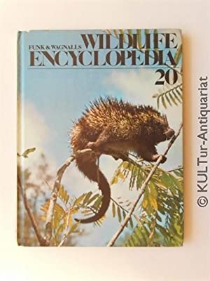 Funk & Wagnalls Wildlife Encyclopedia Volume 20.