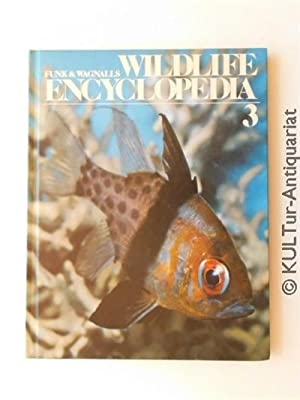 Funk & Wagnalls Wildlife Encyclopedia Volume 3.