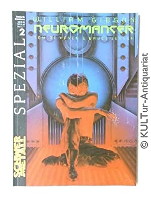 NEUROMANCER - Schwermetall Spezial Band 2.