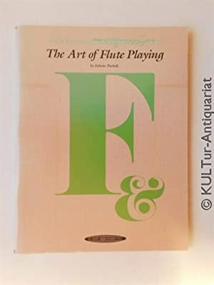 The Art of Flute Playing.
