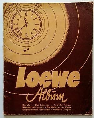 Loewe Album. Carl Loewe - Balladen und: Loewe, Carl: