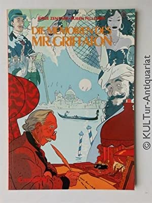 Die Memoiren des Mr. Griffaton.: Jorge, Zentner und