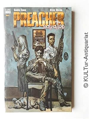 Preacher Vol. 07: Salvation.