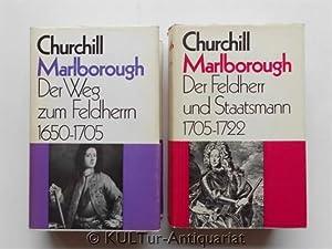 Marlborough - 2 Bände : Der Weg: Churchill, Winston S.