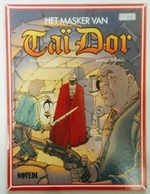 Tai-Dor, Band 2: Het masker van Tai-Dor.: Rodolphe Le Tendre