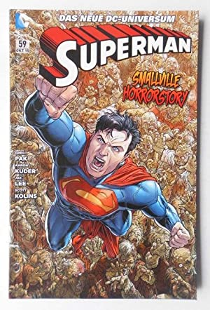Superman : Smallville Horror Story.