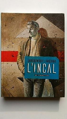 Anthologie de L'incal.: Moebius und Alexandro