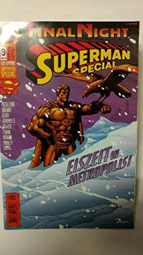 Superman Special Nr.9. Eiszeit in Metropolis!