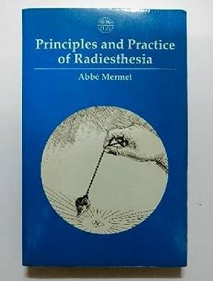 Principles and Practice of Radiesthesia : Textbook: Mermet, Abbe: