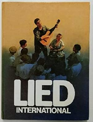 Lied International: Liederbuch