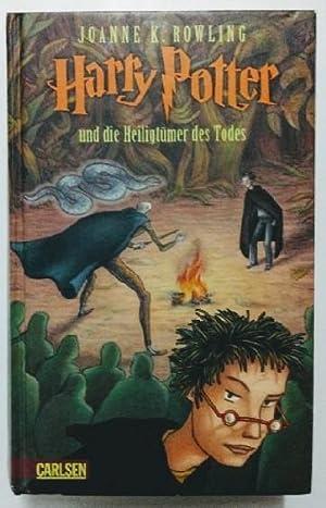 Harry Potter und die Heiligtümer des Todes.: Rowling, Joanne K.: