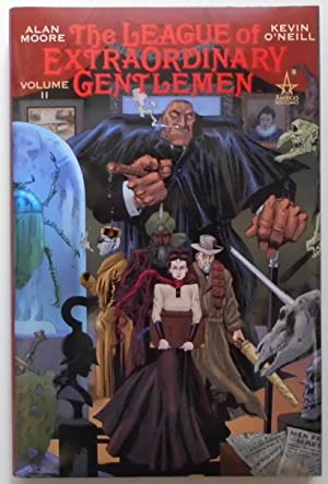 The League of Extraordinary Gentlemen - Volume 2.