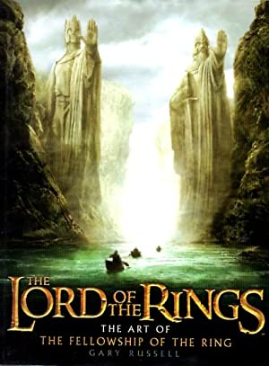 The Lord of the Rings, The Art of The Fellowship of the Ring.
