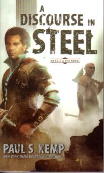 A Discourse in Steel: An Egil & Nix Novel .