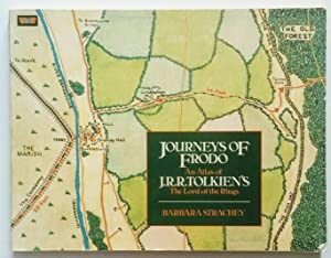 The Journeys of Frodo: Atlas of J.R.R.Tolkien's