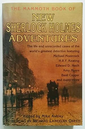 The Mammoth Book of New Sherlock Holmes Adventures.