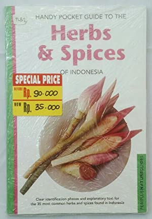 Herbs & Spices of Indonesia