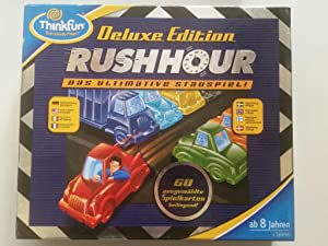 Rush Hour Deluxe [Legespiel].