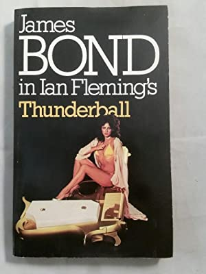 James Bond: Thunderball.