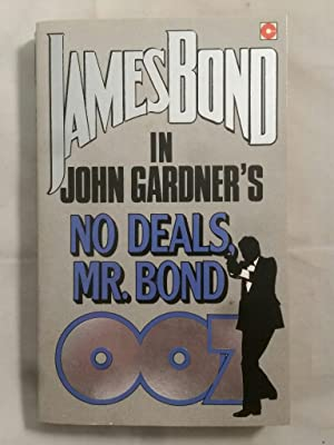 No Deals, Mr. Bond.