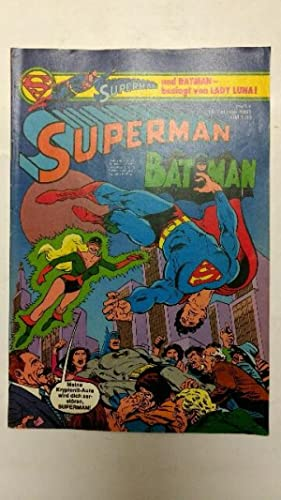 Superman Heft 4. 1981.