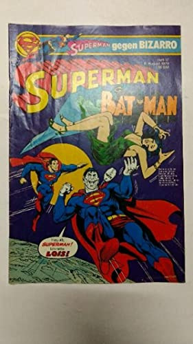 Superman Heft 17. 1979.