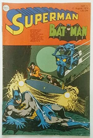 Superman Heft 17. 1974.