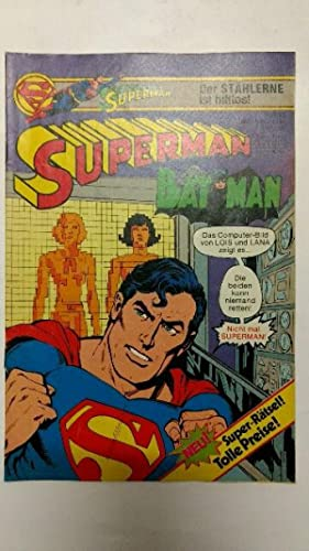 Superman Heft 23. 1981.