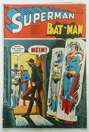 Superman Heft 6. 1974.