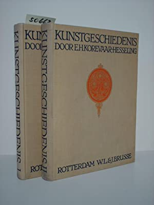Kunstgeschiedenis. Deel I: Algemene beschouwingen / Oudheid: Korevaar-Hesseling, E.H.: