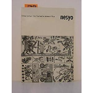 Nesyo. Zeitschrift für Dichtung und bildende Kunst.: Lorenz, Günter W.:
