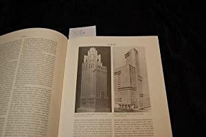 American Architectural Masterpieces. (Memorials, Museums, Libraries, Churches, Public Buildings, ...