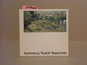 Sammlung Rudolf Staechelin. Gedächtnis-Ausstellung zum 10. Todesjahr