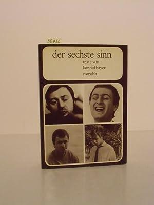 Der sechste Sinn. Texte von Konrad Bayer.: Bayer, Konrad: