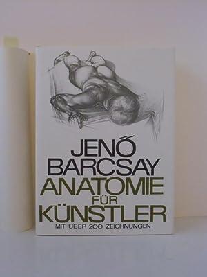 Anatomie Künstler by Jenö Barcsay - AbeBooks