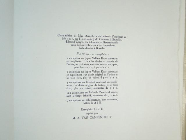 Les Contes Persans Deauville Max