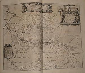 Mechlinia Dominium et Aerschot Ducatus.: Hondius