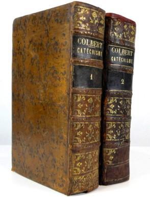 Instructions générales en forme de catéchisme. 2: COLBERT, C.-J.