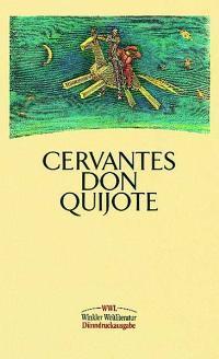 Der sinnreiche Junker Don Quijote von der: de Cervantes Saavedra,