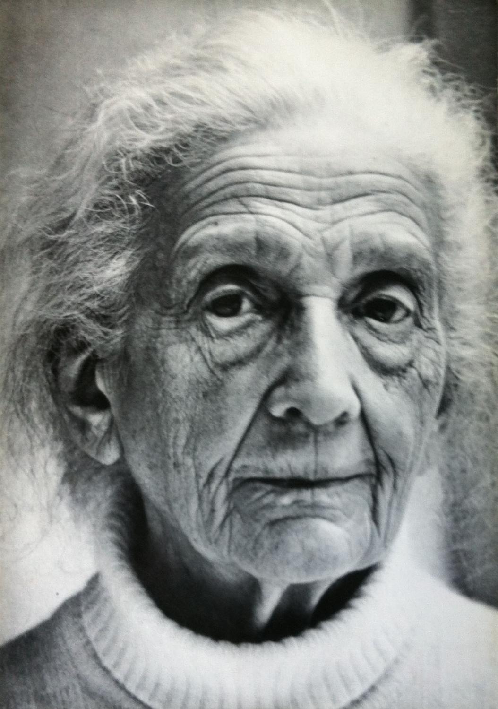 Jacobi, Lotte. Menschen von gestern und heute. Fotografische Portraits, Skizzen und Dokumentationen von Lotte Jacobi.