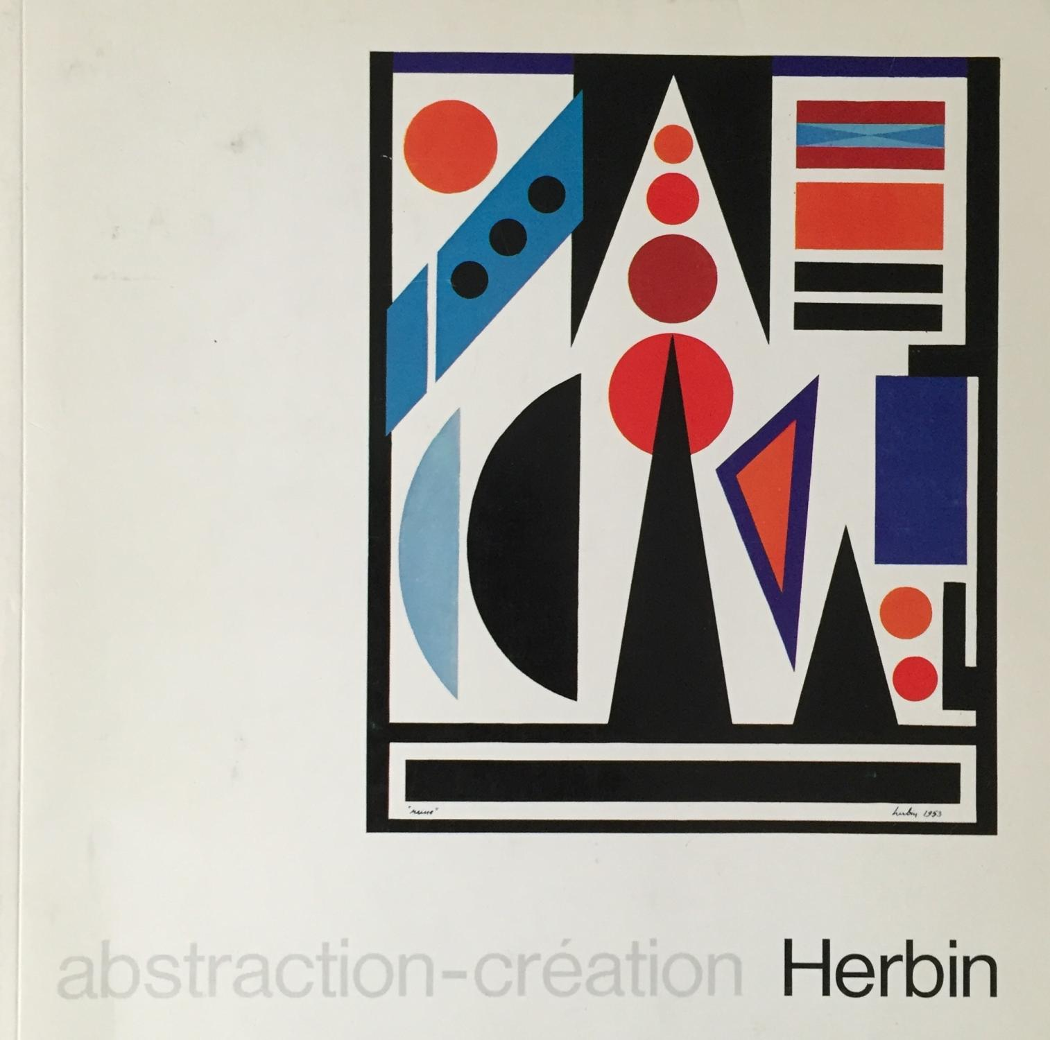 abstraction-création. Auguste Herbin, + Etienne Béothy.