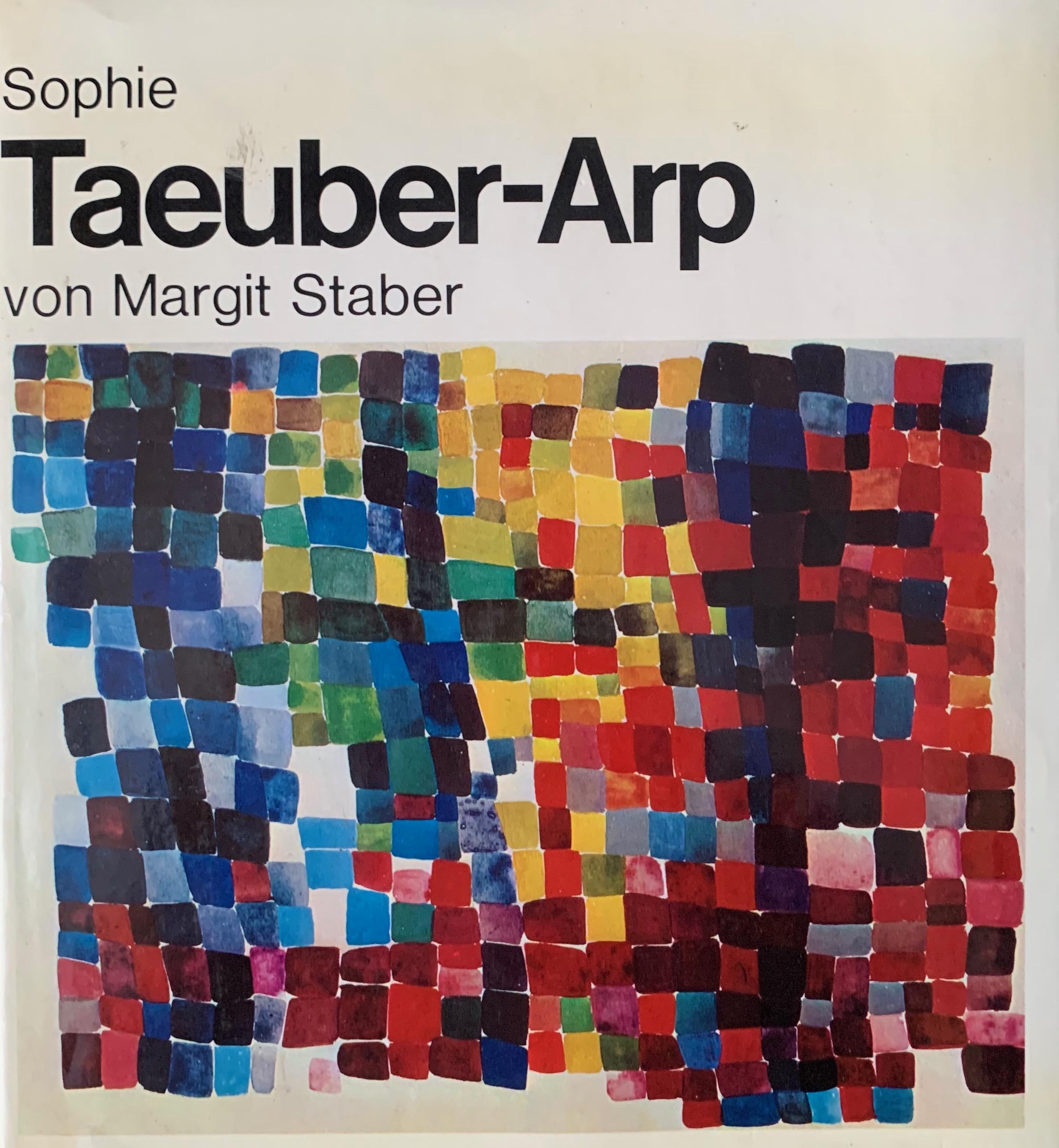 Taeuber-Arp, Sophie. - Margrit Staber