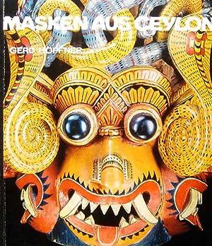 Masken aus Ceylon.: Gerd Hˆpfner
