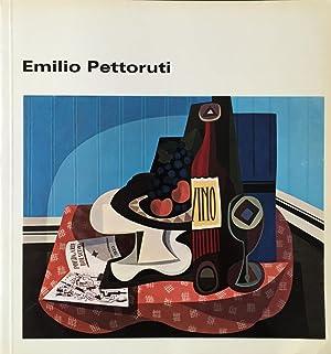 Pettoruti, Emilio. Ölbilder, Collagen, Zeichnungen.
