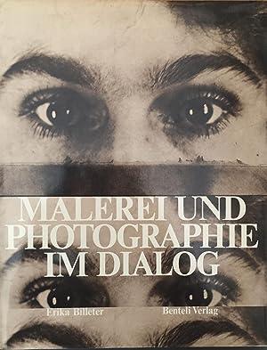 Malerei und Photographie im Dialog.: Erika Billeter