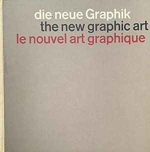 Die neue Graphik. The New Graphic Art.: Karl Gerstner und