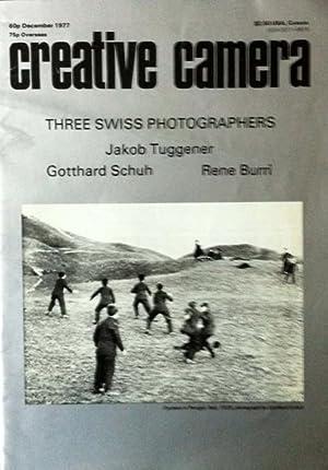 Three Swiss Photographers. Jakob Tuggener, Gotthard Schuh,