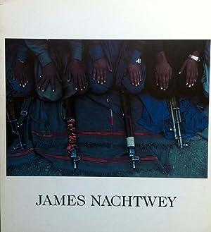 Nachtwey, James. Photojournalist.